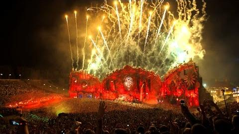 Dimitri Vegas & Like Mike - Mainstage, Tomorrowland 2014 Weekend 2
