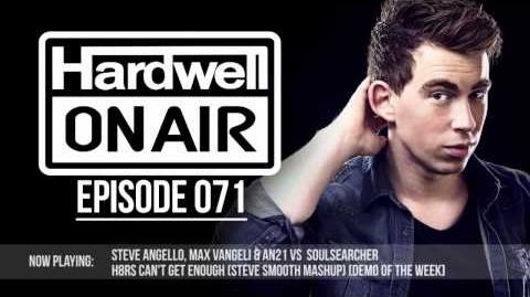 Hardwell On Air 071