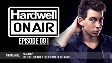 Hardwell On Air 091