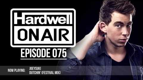 Hardwell On Air 075