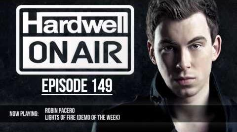 Hardwell On Air 149