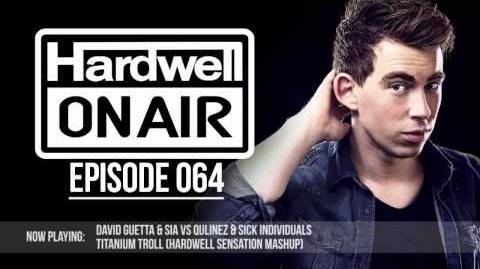 Hardwell On Air 064