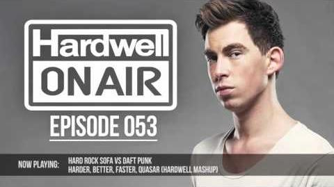Hardwell On Air 053