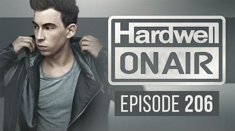 Hardwell On Air 206