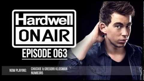 Hardwell On Air 063