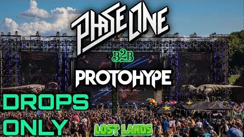 PhaseOne b2b Protohype @ Lost Lands 2018 Drops Only