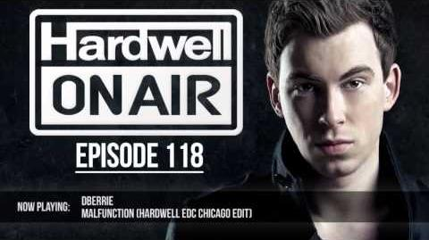 Hardwell On Air 118