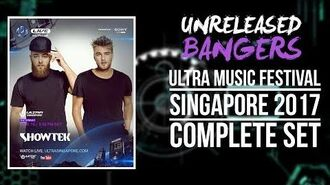 Showtek Live @Ultra Music Festival Singapore 2017 Complete Set