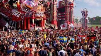Wildstylez - Red Stage, Defqon 1 Netherlands 2019 | EDM Wiki
