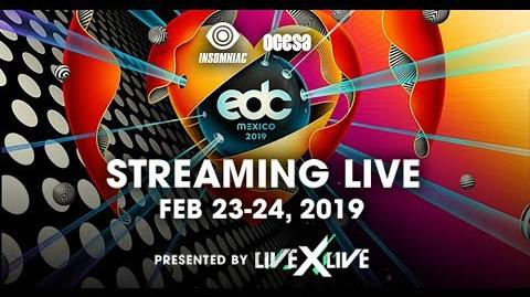 EDC Mexico 2019 Livestream - Day 1