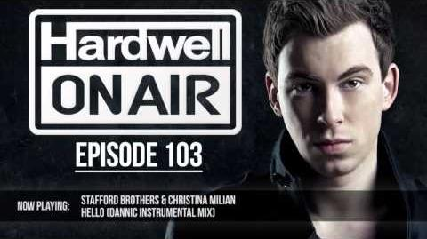 Hardwell On Air 103