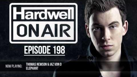 Hardwell On Air 198
