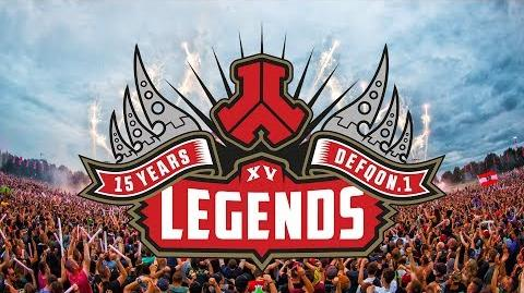 Defqon.1 Netherlands - Defqon.1 Legends 15 Years of Hardstyle
