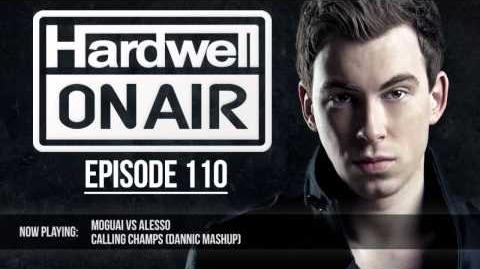 Hardwell On Air 110