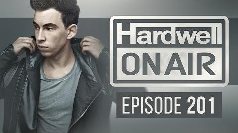 Hardwell On Air 201