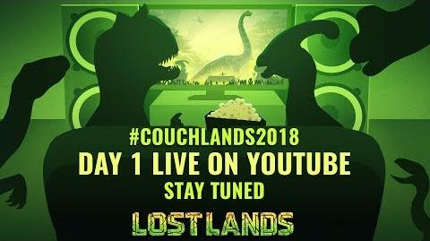 Live from Lost Lands 2018!