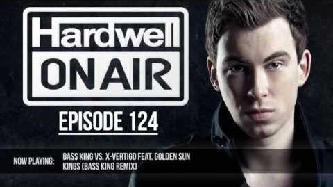 Hardwell On Air 124