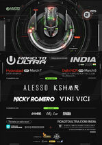 Road To Ultra India 2020 Lineup