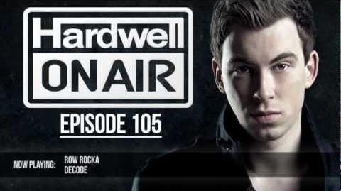 Hardwell On Air 105