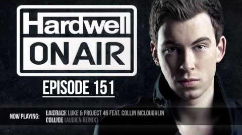 Hardwell On Air 151