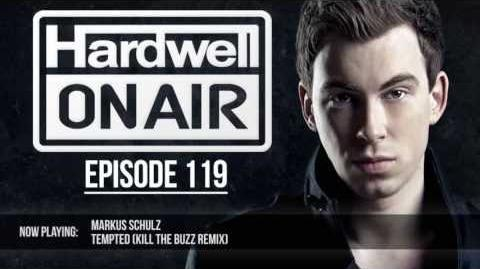 Hardwell On Air 119