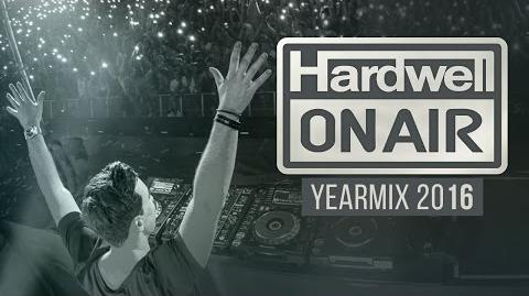Hardwell On Air Year Mix 2016 Part 1