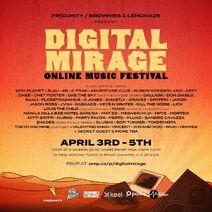 Digital Mirage Lineup