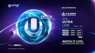 TUNE IN TO DAY 1 OF ULTRA LIVE FROM ULTRA2019