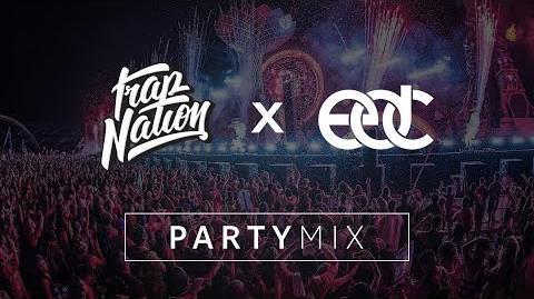 🎉 EDC Las Vegas 2017 Trap Nation (Party Mix)
