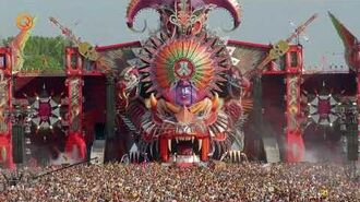 Defqon.1 festival 2019 - Sunday - RED - all harder styles - AREA 1 D-Block & S-te-Fan & DJ Isaac