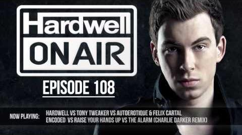 Hardwell On Air 108