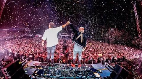 Axwell Λ Ingrosso Ultra Music Festival Miami 2017 LIVE-0