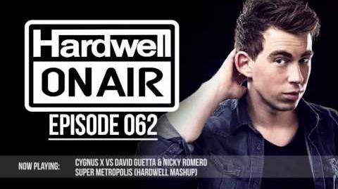 Hardwell On Air 062