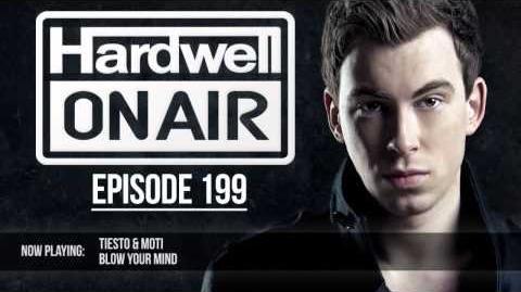 Hardwell On Air 199 (Incl