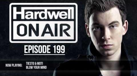 Hardwell On Air 199