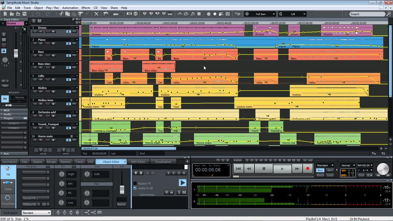 MAGIX Samplitude   Electronic Music Production Wikia