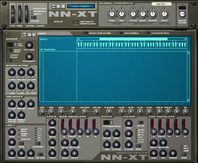 NN-XT Advanced Sampler | EDM Production Wiki | FANDOM