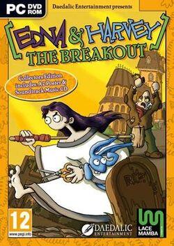 Edna & Harvey the Breakout Cover