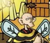 Beeman mugshot