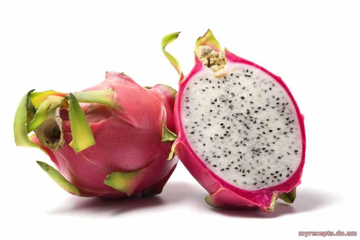 Питахайя (Драконовый фрукт) - Полезные и опасные свойства питахайи