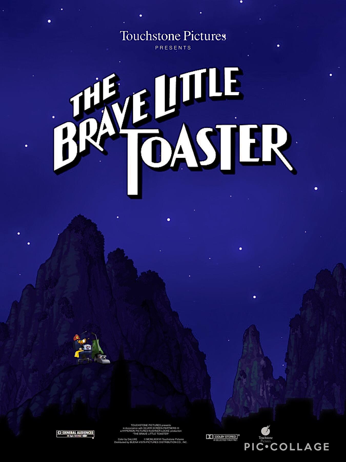 Brave Little Toaster poster