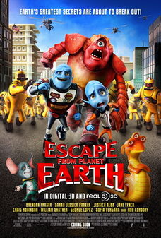 1 Escape from Planet Earth