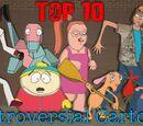 Top 10 Controversial Cartoons