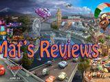 AniMat's Reviews - Cars 2