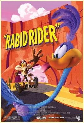 Rabid Rider poster