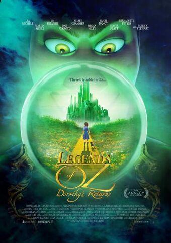 6 Legends of Oz - Dorothy's Return