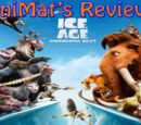 AniMat's Reviews - Ice Age: Continental Drift
