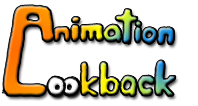 Animation lookback logo