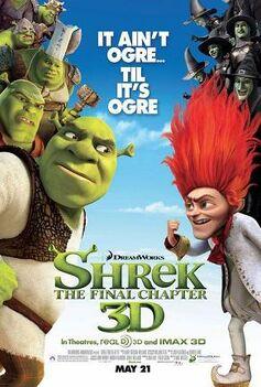 Shrek forever after ver8