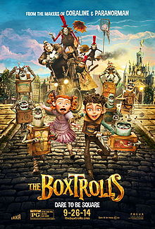 220px-The Boxtrolls poster